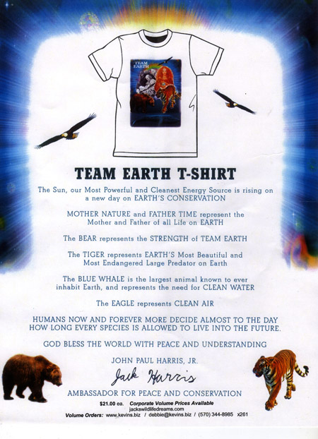 Team Earth
