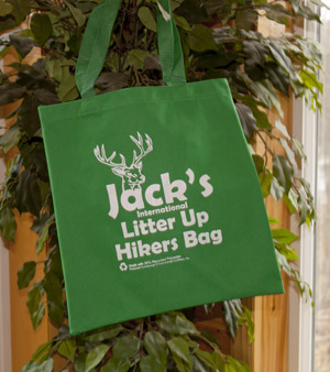 Litter Up Tote Bag